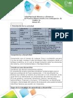 Guia de Componente práctico y rúbrica de evaluación actividad alterna COVID19 - Tarea 4 - Sistema de producción animal