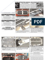 06 08 Dodge Ram Grille Installation Manual Carid