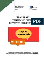 1.1 Guía comentario crítico de textos periodísticos.pdf