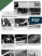 06 08 Toyota Rav4 Grille Installation Manual Carid