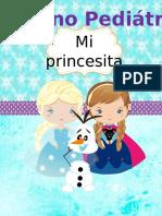 pediatrico bebe frozen