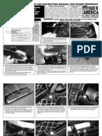 07 08 Toyota Tundra Grille Installation Manual Carid