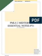 PMLS2 ESENTIALS