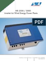 WB2500_instalare
