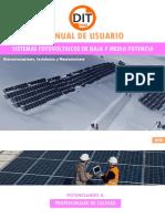 SILABO - Sistemas Fotovoltaicos de Baja y Media Potencia
