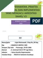 Etika Keperawatan ,Praktek Profesional Dan Implementasi Yg