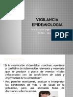 Salud Pública Vigilancia Epidemiológica