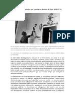 Bilbao, J., Intelectuales que cambiaron de idea, El País, 2015 07 31