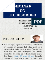 Tic Disorder ppt.pptx