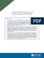OCDE_nota_sobre_la_ley_de_financiamiento_en_Colombia