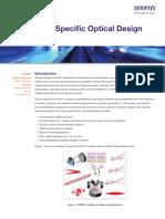 application-specific-design afocal