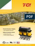 KDR Brochure for Transformer