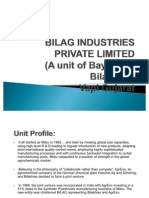 Bilag Industries Private Limited