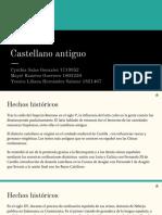 Castellano antiguo