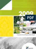 CSR Report 2009 - Stangastaden (English)
