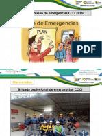 Actualización plan de emergencias 1.