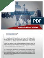 Arridae Infosec Pvt Ltd