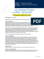 START RA Position Flyer_Summ_Fall 2020