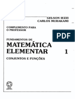 Fundamentos da Matemática Elementar.Vol 1(Exercícios Resolvidos)