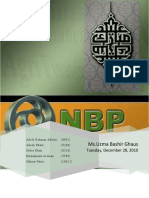 NBP and its Profitability Crisis
