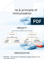 1. Vaccine & principle of immunization