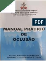 MANUAL DE OCLUSÃO