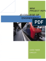 [PDF] Project report on IC 555 Timer Circuit.docx