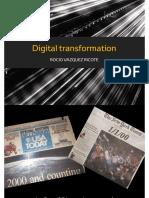 Digital Transformation 2015