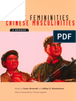(Asia_ Local Studies _ Global Themes) Susan Brownell, Jeffrey N. Wasserstrom, Thomas Laqueur - Chinese Femininities_Chinese Masculinities_ A Reader -University of California Press (2002).pdf