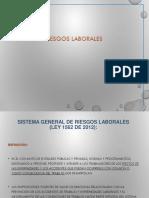 14.}Riesgos Laborales