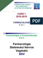 Curs 1_Farmacologia  simpatomimeticelor