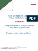 Longcode Integration Guide
