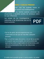 ANALIZADORES Y SOCIO-PRAXIS