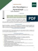 GUIA_II_DESARROLLO_PSICOLÓGICO_Y_APRENDIZAJE_2016-17
