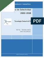 PROBLEMAS Y CUESTIONES  - HIDRÁULICA Y NEUMÁTICA 2002_2018.pdf