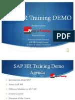 Sap Hr Training Demo
