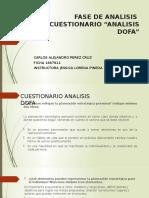 CUESTIONARIO ANALISIS DOFA.pptx