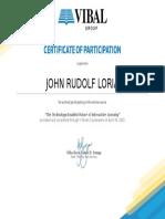 John Rudolf Loria  (5)