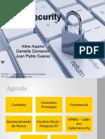 Cybersecurity - Daniella, Aline e Juan Pablo