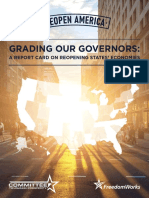 Governors Report Card