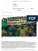 Como age o extremismo de direita no Brasil, segundo esta pesquisadora - Nexo Jornal