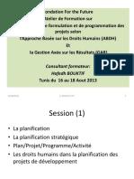 Partie 1 droits de l'homme et ABDH pour la planification FFF aout 2013