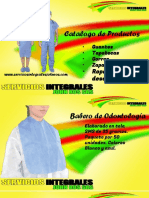 catalogo ropa desechable hospitalaria-servicios integrales