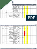 8. Matriz de Riesgos - Altonorte -Servicio puesta en marcha bomba pozo Yungay- Rev01