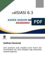 Inisiasi 6.2 Aspek Hukum dalam Asuransi.ppt
