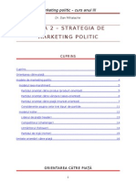 Tema 2 Strategia de Marketing