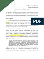 trabajo 1 de sistema politico mexicano