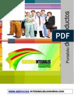 brochure-serviciosintegralesjohnrossas-dotacion