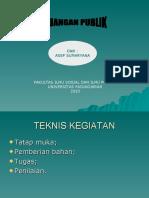 Manajemen Keuangan Publik