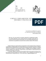 CARTAS Y PARLAMENTOS APUNTES SOBRE HISTORIA Y POLÍTICA DE LOS TEXTOS MAPUCHES.pdf